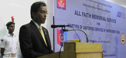 Chennai_2014_All_Faith_Memorial_Service_National_Maritime_Foundation_Rotary_Club_IIT_Madras_13