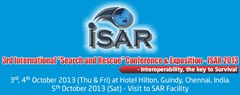 3rd_International_Search_And_Rescue_Conference_ISAR_2013_1