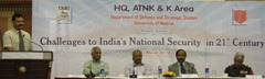 Seminar_National_Security_Indian_Army_University_Madras_Chennai_2