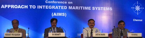 AIMS_2014_Conference_Approach_Integrated_Maritime_Systems_Chennai_30