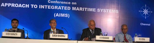 AIMS_2014_Conference_Approach_Integrated_Maritime_Systems_Chennai_34