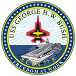 USS_George_HW_Bush_cvn77