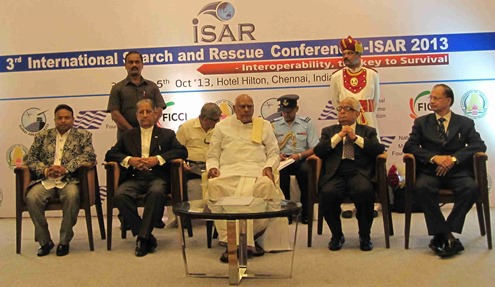 Chennai 3rd International Search and Rescue Conference (ISAR 2013)_2.14