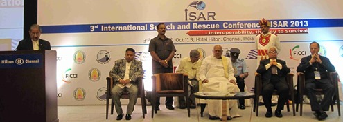 Chennai 3rd International Search and Rescue Conference (ISAR 2013)_2.15