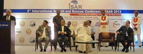 Chennai 3rd International Search and Rescue Conference (ISAR 2013)_2.16