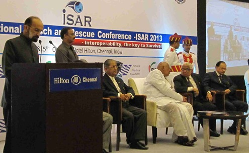 Chennai 3rd International Search and Rescue Conference (ISAR 2013)_2.19