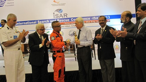 Chennai 3rd International Search and Rescue Conference (ISAR 2013)_2.1