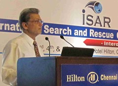 Chennai 3rd International Search and Rescue Conference (ISAR 2013)_2.2