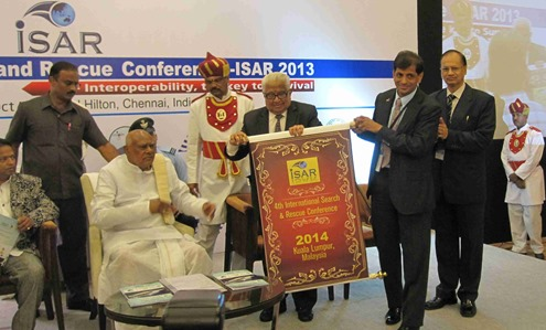 Chennai 3rd International Search and Rescue Conference (ISAR 2013)_2.20