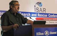 Chennai 3rd International Search and Rescue Conference (ISAR 2013)_2.3