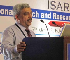 Chennai 3rd International Search and Rescue Conference (ISAR 2013)_2.5