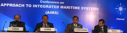 AIMS_2014_Conference_Approach_Integrated_Maritime_Systems_Chennai_14