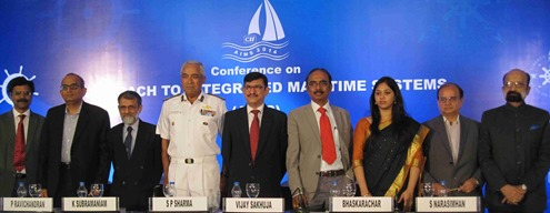 AIMS_2014_Conference_Approach_Integrated_Maritime_Systems_Chennai_3