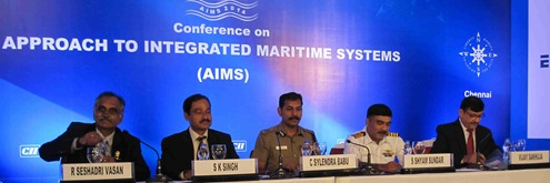 AIMS_2014_Conference_Approach_Integrated_Maritime_Systems_Chennai_4