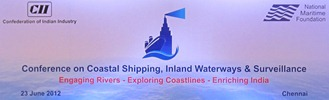 Conference_Coastal_Shipping_Inland_Waterways_Surveillance_CII_NMF_Chennai_1