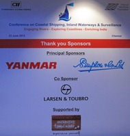 Conference on Coastal Shipping, Inland Waterways