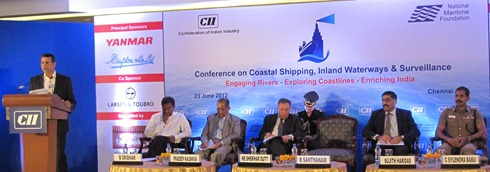 Conference_Coastal_Shipping_Inland_Waterways_Surveillance_CII_NMF_Chennai_3