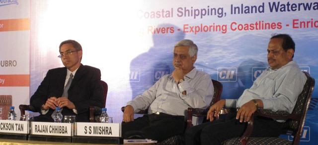 Conference on Coastal Shipping, Inland Waterways & Surveillance by