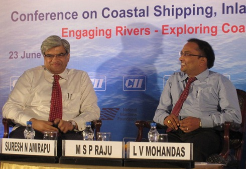 Conference_Coastal_Shipping_Inland_Waterways_Surveillance_CII_NMF_Chennai_6