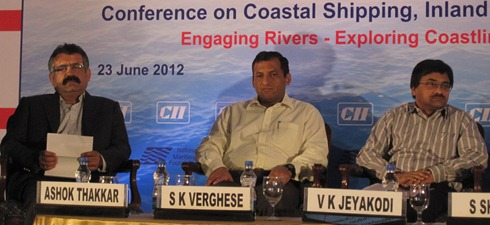Conference_Coastal_Shipping_Inland_Waterways_Surveillance_CII_NMF_Chennai_7