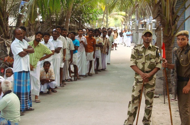 General Elections 2009: Indian Islands Complete Polling