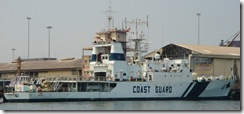 coast guard ship varaha