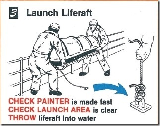 Liferaft launching3