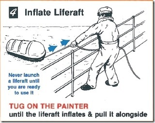 Liferaft launching4