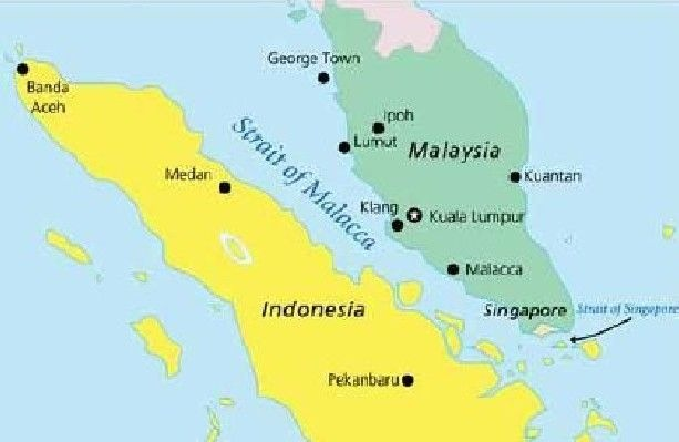 Strait of Malacca: Malaysia Proposes to Limit Maritime Traffic for ...
