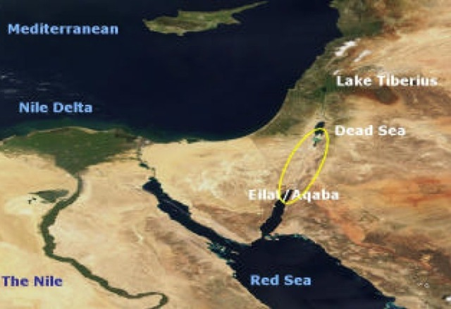 Palestinian NGOs come out against the Red Sea Dead Sea canal
