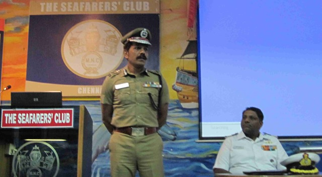 Round table discussion coastal security challenges by for Coastal burglar alarm