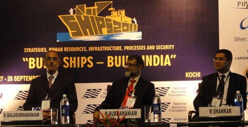 SHIPS_2011_Build_Ships_Build_India_Seminar_CII_NMF_Kochi_11