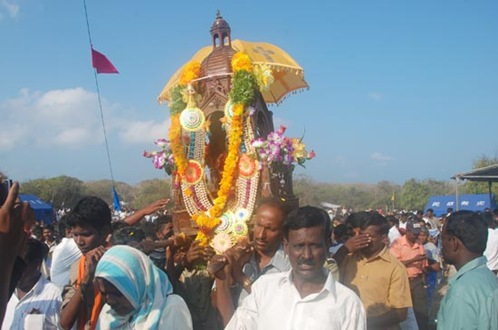 St_Antony_Anthoniyar_church_feast_kachchativu_katchatheevu