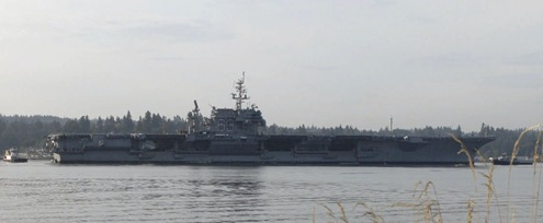 USS_Kitty_Hawk_decommissioned